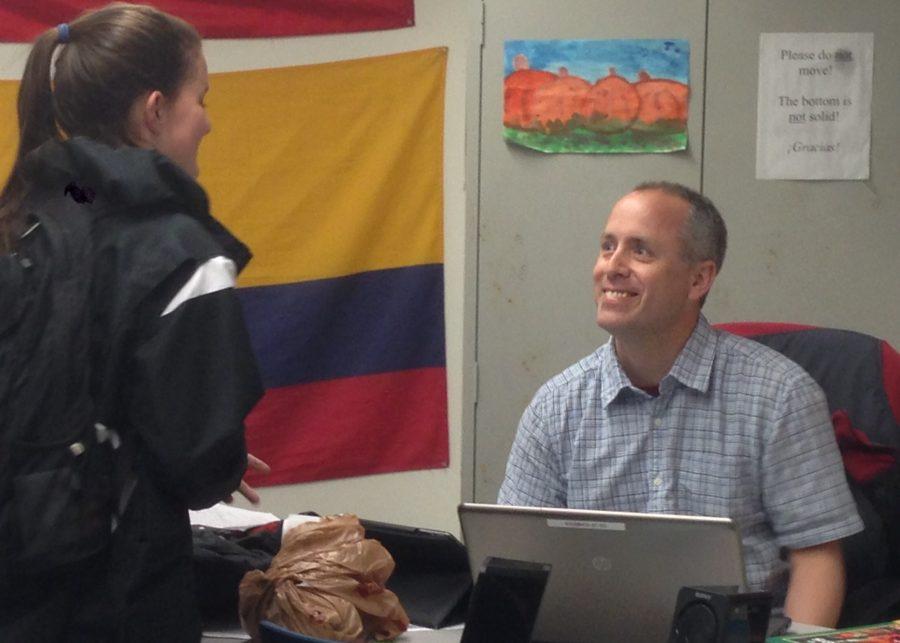 Spanish+teacher+Kerry+Chamberlin
