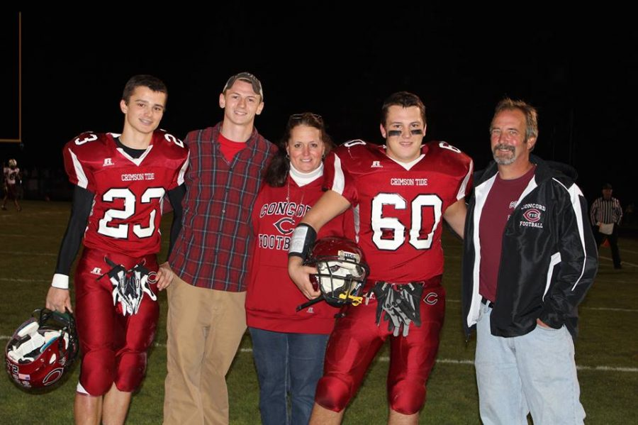 Julie Kukla and family