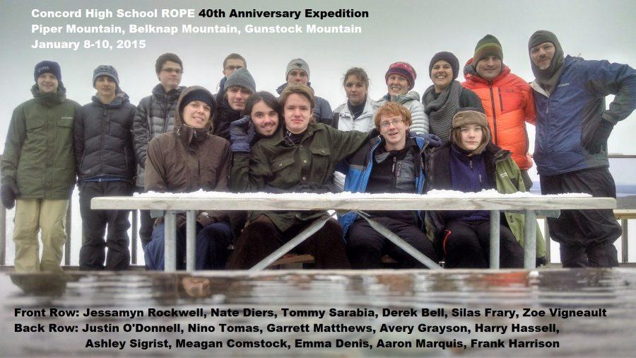 ROPE celebrates 40 years