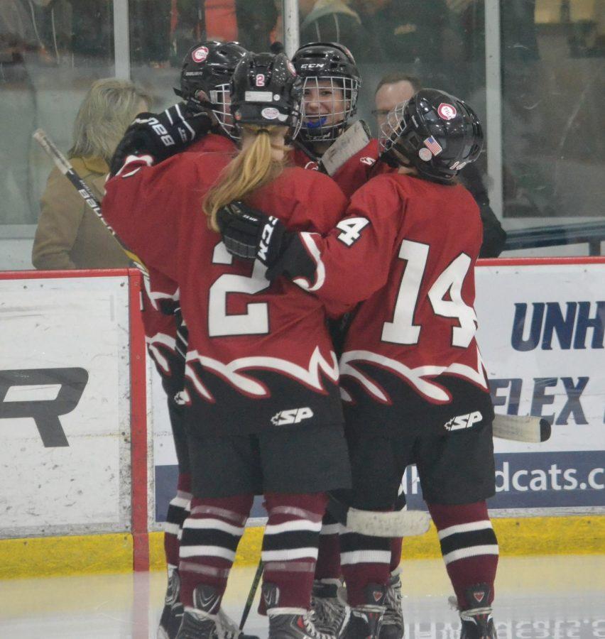 Girls Ice Hockey opens today