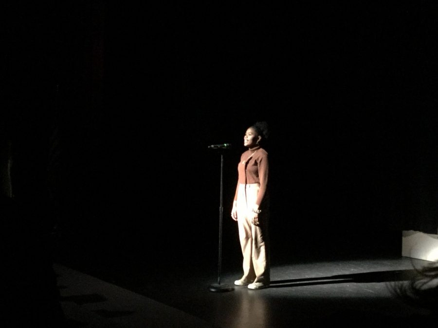 Ruffin wins Poetry Out Loud