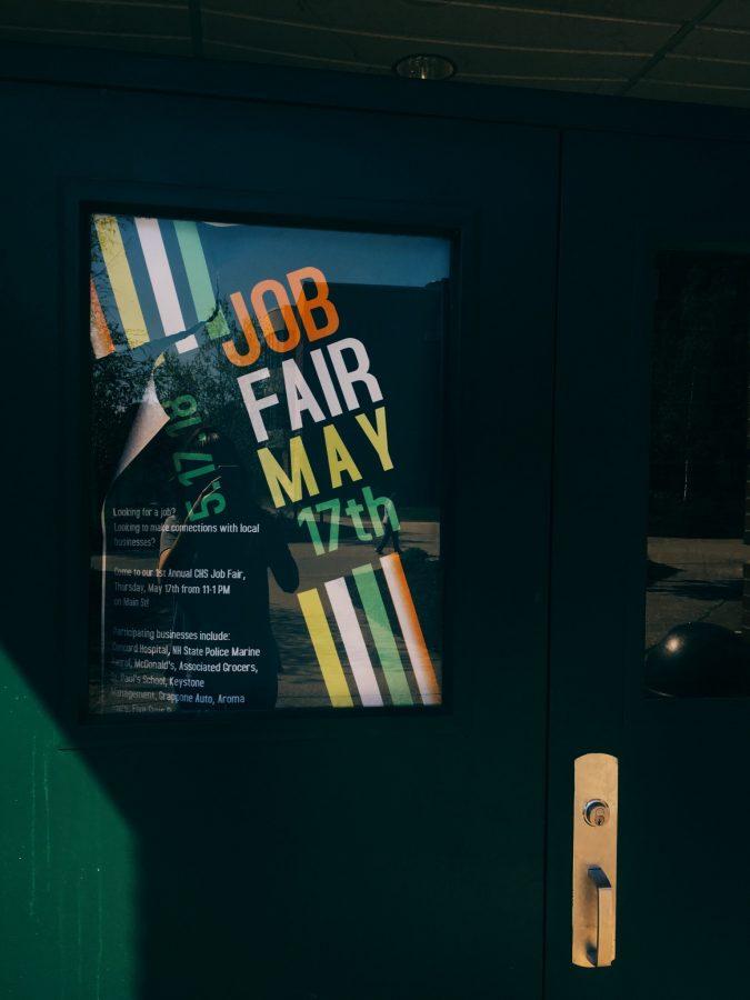 First annual job fair today